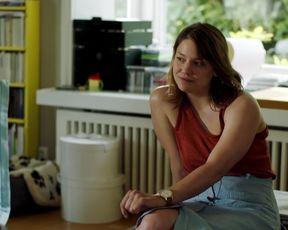 Mira Bartuschek - Zur Holle mit den anderen (2016) Naked actress in a sexy videos