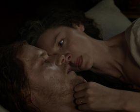 Caitriona Balfe - Outlander s05e09 (2020) Naked movie scene