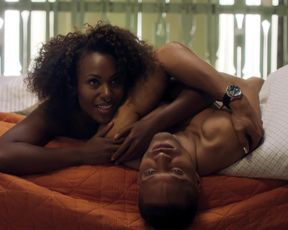 DeWanda Wise - She's Gotta Have It s01e08 (2017) Nude sexy video