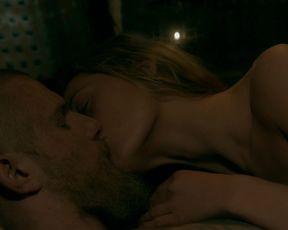 Lucy Martin - Vikings s06e08 (2020) Nude movie scene