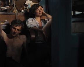 Julia Koschitz – Das Sacher. In bester Gesellschaft s01e02 (2016) Naked actress in a movie scenes