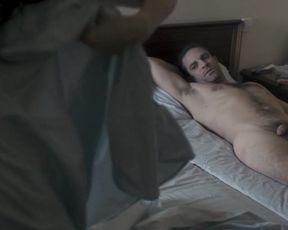 Ronit Elkabetz - Lo Roim Alaich (Invisible) (2011) Nude movie scenes