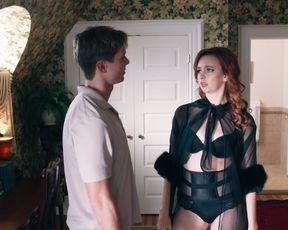 Natasha Bassett, Winslow Bright nude - Spy Intervention (2020)