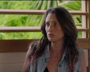 Camille Chamoux, Miou-Miou - Larguees (2018) celebrity topless scenes