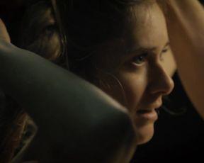 Miriam Stein - Gotthard (2016) Nude TV movie scene