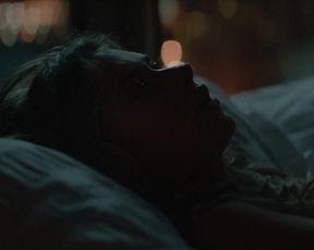 Imogen Poots - Frank _ Lola (2016) Censored celebs scenes