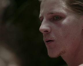 Airlie Dodds - Skin (2015) Nude adult movie scene