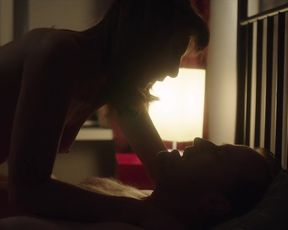 Susanne Kubelka - Vaterliebe (2020) Naked TV movie scene