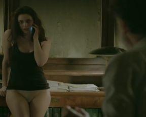 Miriam Leone - Non Uccidere s01e07-08 (2016) Censorship erotic scene