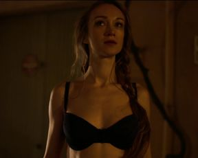 Daria Panchenko nude - La ballerine (2016)