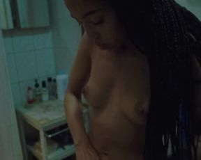 Zora Howard nude - Premature (2019)
