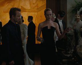 Katherine Murphy, Yoa Mizuno – Westworld s03e04 (2020) Nude of staging scene