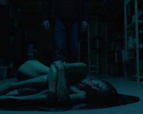 Kim Huffman - Channel Zero s02e02 (2017) Naked TV movie scene
