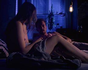 Aline Adam - HAGER (2020) Naked film scene
