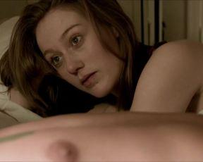 Malene Beltoft Olsen - Julie _ Rafiq (2015) sexy nude scene