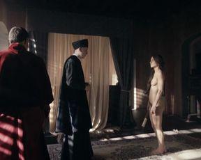 "Veronika Strapkova, & other actresses - Die Puppenspieler (2017) Naked ""topless"" scene"