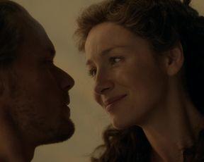 Caitriona Balfe - Outlander s05e07 (2020) Сut nude scene