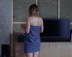 Sara Dogg Asgeirsdottir - Hvitur, hvitur dagur (2019) Naked sexy video