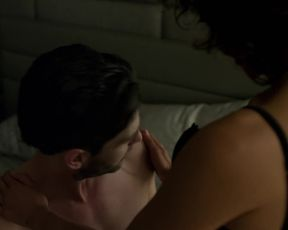 Amber Rose Revah - The Punisher s01e08 (2017) Nude movie video