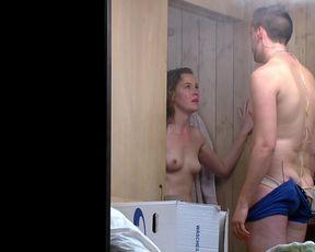 Franziska Hackl - Drei Schwestern (2017) Naked actress in a sexy scenes