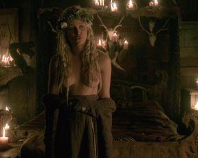 Ida Nielsen, Josefin Asplund nude - Vikings (2017) (Season 4, Episode 18)
