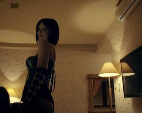 Andrea Veresova - Misto zlocinu Plzen s01e05 (2016) Nude sexy videos
