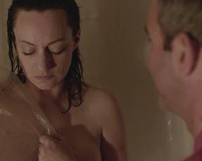 Aiste Gramantaite, Lindsay Bennett-Thompson - Seizure (2016) Nude TV movie scene