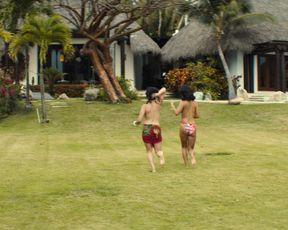 Camila Puerto, Alejandra Guilmant - Narcos Mexico s02e03 (2020) Nude movie scene