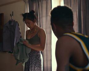 Christine Ko - Dave s01e07 (2020) Naked movie scene
