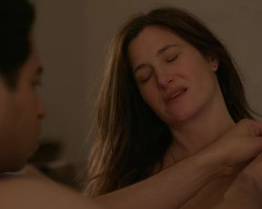 Kathryn Hahn - Transparent s03e07-09 (2016) Nude film scene