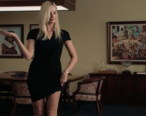 Margot robbie nude scene