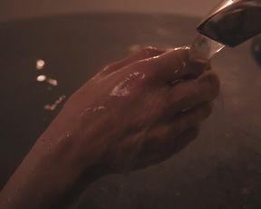 Laura Tremblay, Sylverine Saul-Nurse - Drowning (2019) celebrity hot movie scene