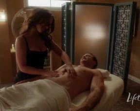 Jennifer Love Hewitt sexy – The Client List s01e03 (2012)