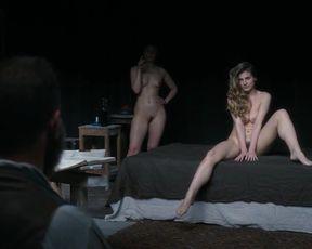 Daphné Koustafti, Zina Esepciuc Nude - Rodin (2017)