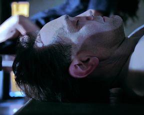 Jennie Russo, Janet Mayson - Night of Something Strange (2016) Naked movie scene