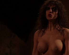 Asia Argento, Moran Atias Topless, Full Frontal, Hot Sexy Scenes for 'Mother of Tears'