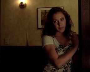 C.C. Sheffield Nude - True Blood s03 (2010)