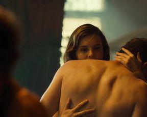 Katja Herbers sexy not naked - Westworld (2018) s2e3