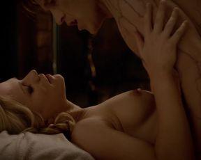 Carrie Preston sexy, Anna Paquin nude – True Blood s07e07 (2014)