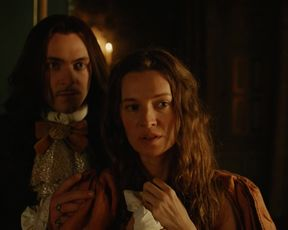 Marie Askehave nude - Versailles s03e02 (2018)