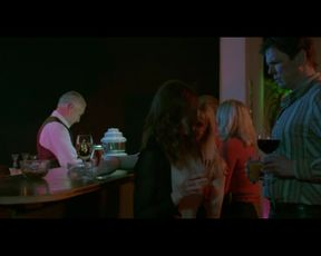Antje Moenning, Marina Anna Eich Topless Nude and Sex Scene for Erotic Film 'Illusion'