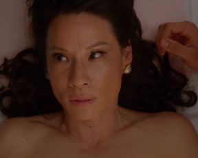 Lucy Liu nude - Why Women Kill s01e02 (2019)