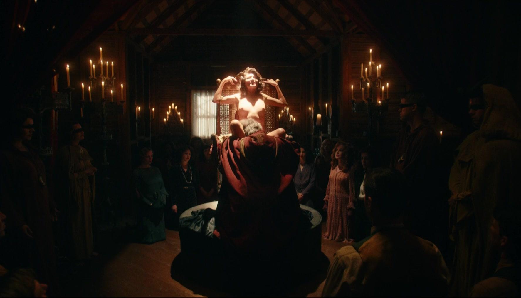 Amara Zaragoza Nude In Strange Angel On Scandalplanet