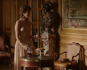Manon Kneuse naked - Mademoiselle de Joncquieres (2018)