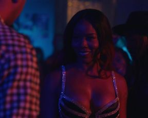 Brandee Evans, Elarica Johnson nude - P-Valley (2020) (Season 1, Episode 4)