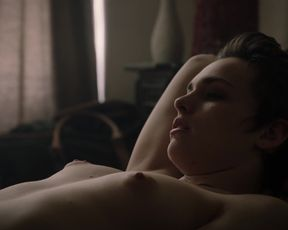 Sara Serraiocco, Liv Lisa Fries nude - Counterpart s01e06 (2018)