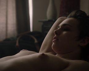 Sara Serraiocco, Liv Lisa Fries nude - Counterpart s01e06 (2018)