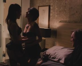Emmanuelle Vill nude, Natasha Romanova, Shanyn Leigh naked - Welcome to New York (2014)