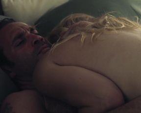 Amanda Clayton Nude - Bad Frank (2017) Sex Scene