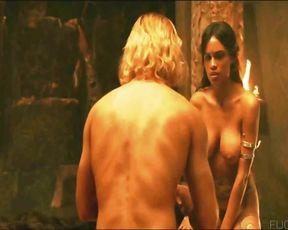 Rosario Dawson nude - All Nude Scenes (Warning - WEBRip)